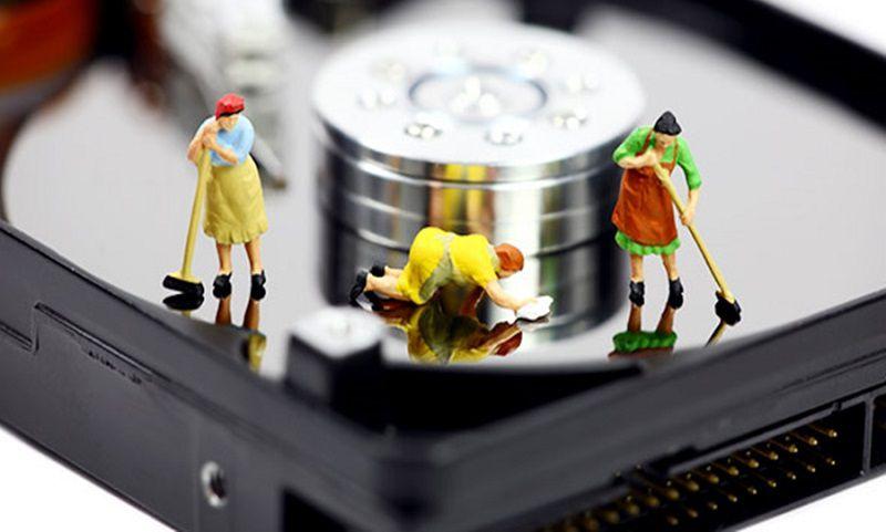 Удалить копии старых драйверов в Windows 10