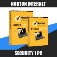 Norton internet security 1PC