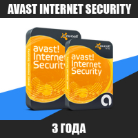 Avast! internet security 3 Года