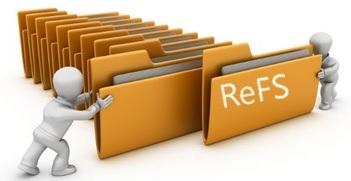 Как отформатировать диск или раздел в Windows 10 в файловой системе ReFS