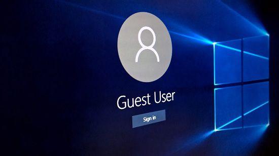 Как создать гостевую учетную запись в Windows 10