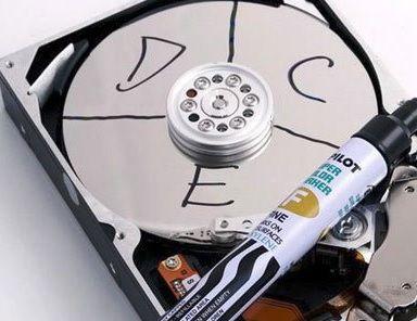 Как убрать раздел диска в Windows 7 «Зарезервировано системой»