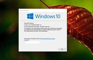 Как узнать версию Windows 10 на компьютере?