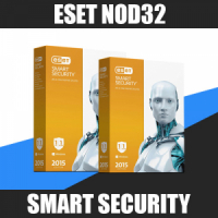 ESET NOD32 Smart (internet) Security 20 месяцев / 1PC