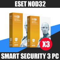 ESET NOD32 Smart Security 3PC