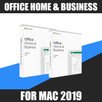 Microsoft Office Home and Business 2019 для Mac