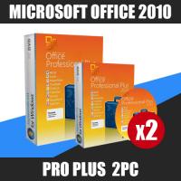 Microsoft office 2010 pro plus 2 пк