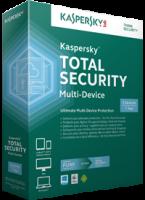 Kaspersky Total Security (CRYSTAL) 2PC