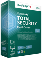 Kaspersky Total Security (CRYSTAL) 2PC