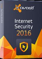 AVAST Internet Security 2016 -1 ГОД /1 ПК КОД ОФИЦИАЛ