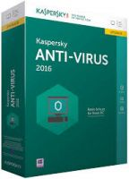 Kaspersky Anti-Virus 2017 1PC