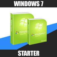 Windows 7 Starter