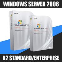 Windows Server 2008 R2 Standard/Enterprise