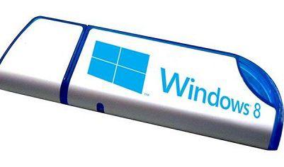 Загрузочная USB-флешка с Windows 8