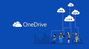 Новое меню OneDrive в Windows 10