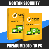 Norton™ Security Premium 2015 10PC