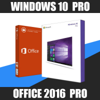 Windows 10 Pro и Office 2016 Pro